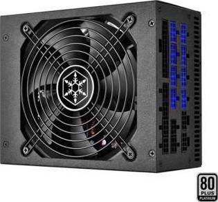SILVERSTONE  Strider series 1200W 80 PLUS PLATINUM Certified Power Supply | SST-ST1200-PT
