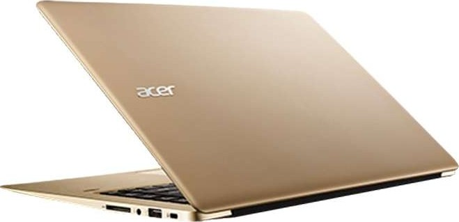 Acer Swift 3 Sf314 51 3004 Luxury Gold Intel Core I3