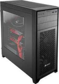 Corsair Obsidian Series 450D Mid-Tower PC Case | CC-9011049-WW
