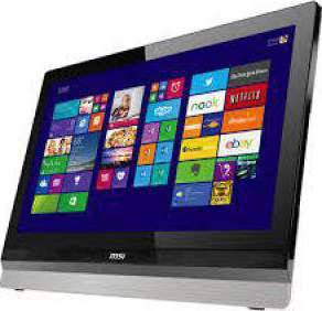 MSI Adora24 2M-055AE Core i3 All in One Desktop