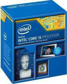 Intel Core i5 4690K 3.5Ghz (up to 3.90Ghz) 6MB Cache LGA 1150  | BX80646I54690K