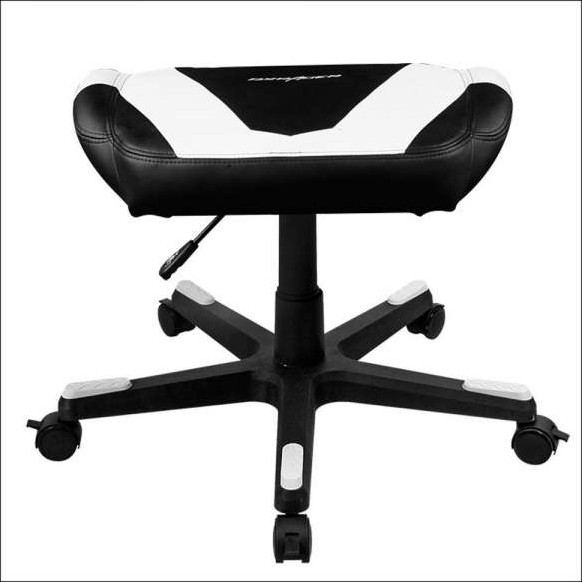 Captivating DXRacer DFR/FX0/NW Newedge Edition Adjustable Storage Ottoman Footstool  Chair Gaming Seat Pouf