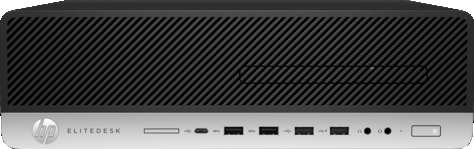 Hp Elitedesk 800 G3 Small Form Factor Pc Intel Core I5 6500 3 20