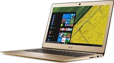 acer swift 3 gold intel core i5 6200u 2 3ghz 4gb ram 256gb ssd 14 wxga wireless intel hd. Black Bedroom Furniture Sets. Home Design Ideas