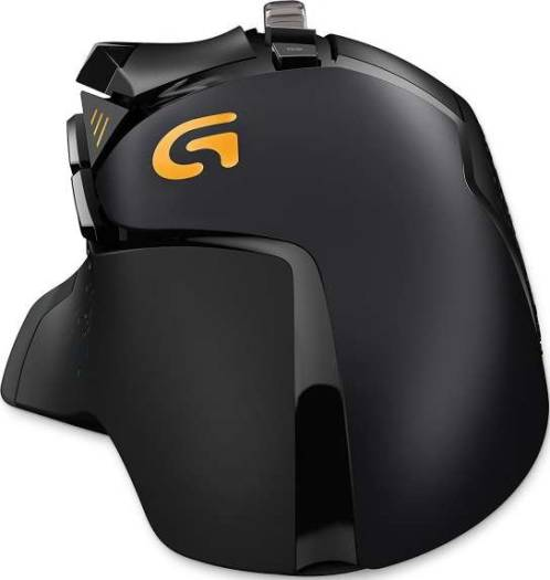 Logitech G502 Proteus Spectrum RGB Tunable Gaming Mouse, FPS Mouse | 910-004618