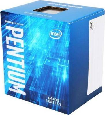 Intel Pentium Processor G4400 2Cores 2Threads  3.30GHz 3MB SmartCache | BX80662G4400