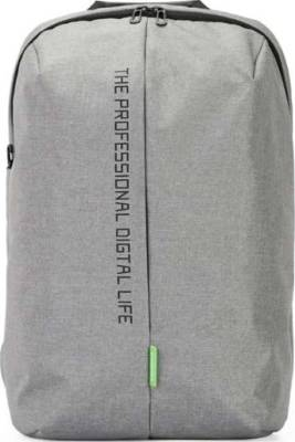 "Kingsons Pulse Series 15.6"" Laptop BackPack (Gray) 