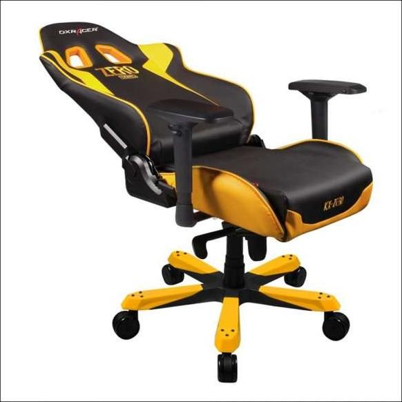 Dxracer King Series Oh Ks00 Ny Zero Newedge Edition Racing Bucket Seat Office