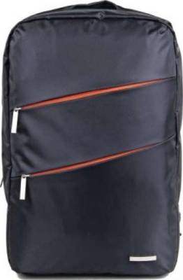"KingSons Evolution Series 15.6"" Laptop BackPack (Black) 