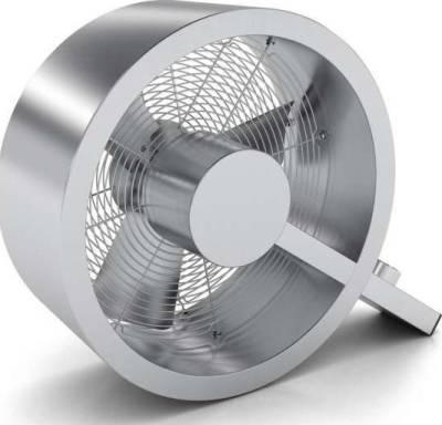 Stadler Form Q Full Stainless Steel Designer Fan | Q-002E