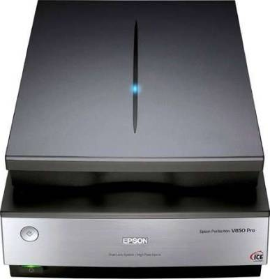Epson Perfection V850 Pro Color Photo Scanner   V850
