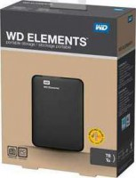 WD 2TB Elements Portable Storage USB 3.0