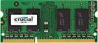 Crucial 8GB DDR3 1600 MHz Unbuffered NON-ECC 1.35V SODIMM | CT102464BF160B