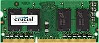Crucial 8GB DDR3L 1600 MHz Unbuffered NON-ECC 1.35V SODIMM | CT102464BF160B