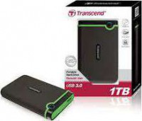 Transcend StoreJet 25M3 USB 3.0 1TB External Hard Drive | TS1TSJ25M3
