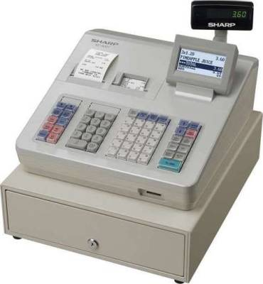 Sharp XE-A307 Electronic Cash Register