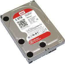 WD 2TB Red SATA NAS Hard Drives | WD20EFRX-68EUZN0