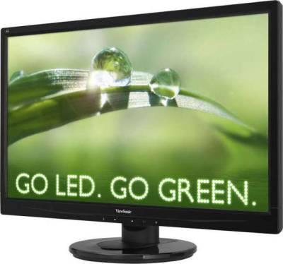 Viewsonic VA2046a 20 Inch Backlit LED Display Monitor