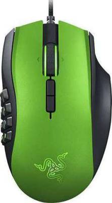 Razer Naga Green Laser Gaming Mouse - Limited Edition | RZ01-01040300-R3M1