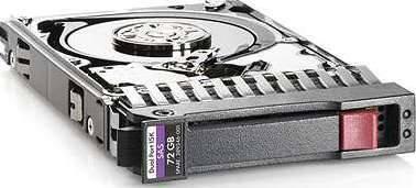 HP 718162-B21 1.2TB SAS 10000 RPM 6GB/S 2.5IN DP ENT SC