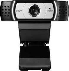Logitech C930e USB Desktop or Laptop Webcam, HD 1080p Camera 30 FPS Widest Field Of View: 90-Degree | 960-000972