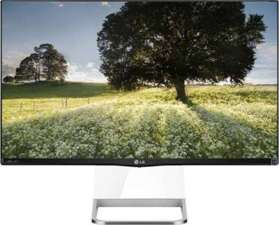 LG 27MP77HM Black 27 Inch 5 ms HDMI Widescreen LED Backlight LCD Monitor IPS 250 cd / m2 DFC 5,000,000:1 (1000:1) with Built-in Speakers