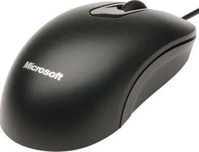 Microsoft Optical 200 OEM Wired Mouse (Black)