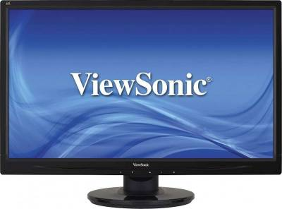 ViewSonic VA2046M 20 Inch LED Display Monitor