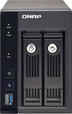 QNAP TS-253 Pro 2 Bay NAS, Intel Celeron 2.0 GHz Quad Core, 2GB | TS-253 Pro