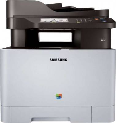 Samsung SL-C1860FW/XAA Wireless Color Printer with Scanner, Copier and Fax | SL-C1860FW