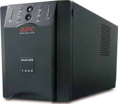 APC SMART-UPS 1000VA USB & SERIAL 230V - SUA1000i