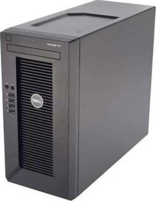 Dell PowerEdge T20 Server - Intel Xeon E3-1225v3 (3.2GHz, 8M Cache)  16GB UDIMM 2*1TB 7.2K Entry SATA 3.5in