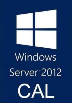 Microsoft Windows Server 2012- Standard Edition – 5 CAL Pack (OEM)