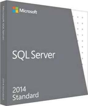Microsoft  SQL-2014 Server Standard – 228-10344
