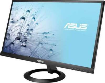 Asus VX239H 23 Inch Widescreen IPS Monitor Black
