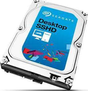 Seagate Solid State Hybrid Drive Desktop 4Tb 64 Mb SSHD - ST4000DX001