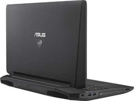 Asus ROG G750JX T4202H Overclockable Gaming Laptop I7
