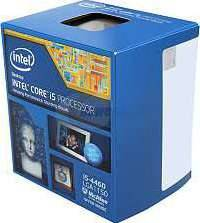 Intel Core i5 4460 Haswell Quad-Core 3.2GHz (up to 3.4Ghz) 6MB LGA 1150 84W with Intel HD Graphics 4600 | BX80646I54460