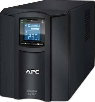 APC Smart-UPS C 2000VA LCD 230V - SMC2000I