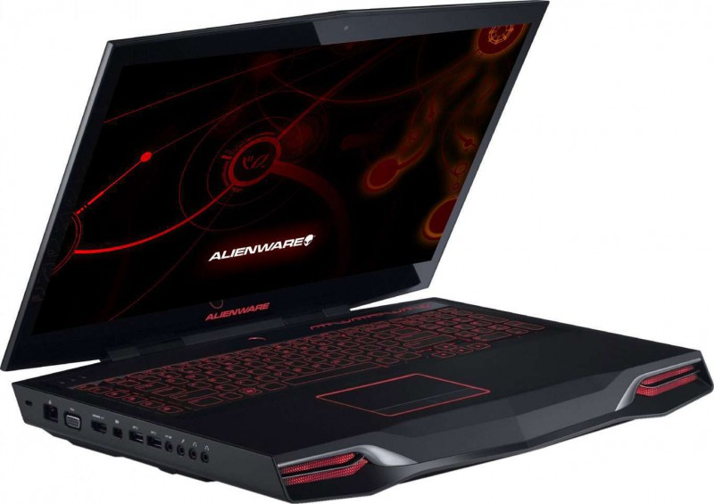 Dell Alienware M18 0704 Gaming Laptop I7 32gb 1tb 256gb