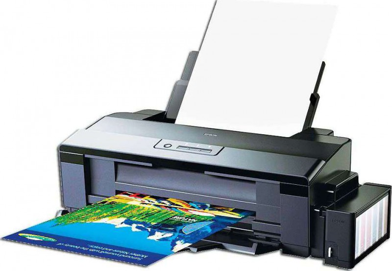 Epson L1800 Borderless A3 Photo Printer With Ink Tank