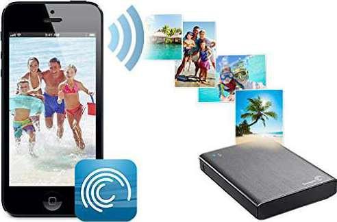 seagate wireless plus 2tb manual
