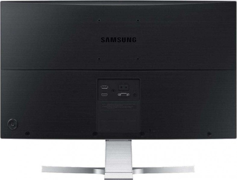 Samsung Ls27d590cs 27 Inch Curved Va Led Monitor With