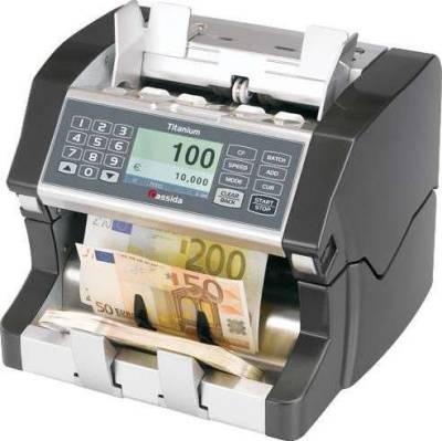 Cassida Titanium Currency Counting Machine