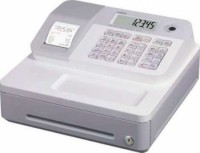 Casio Cash Register - Color: White - SE-G1