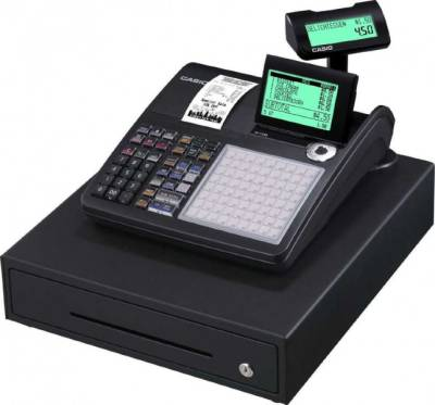 Casio Cash Register - SE-C450