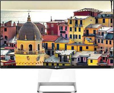 LG  24MP77HM 24 Inch IPS LED Monitor (VGA, HDMI, MM.1920*1080 FHD, Border Less)