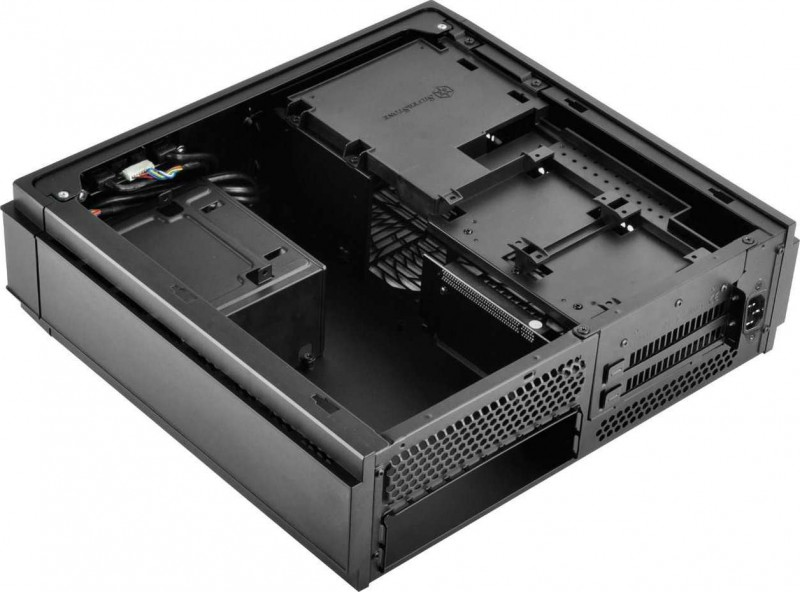 SilverStone Technology Milo Z Mini-ITX / DTX Small Form Factor SFX ...