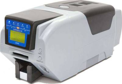 Javelin J230iF Dual-Sided ID Card Printer | J230iF