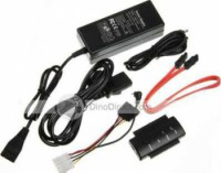 SATA or IDE To USB 2.0 Adapter Kit Designed for 2.5 (CY-630H)